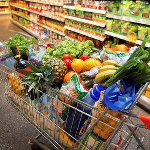 Магазины продуктов Борисоглебского