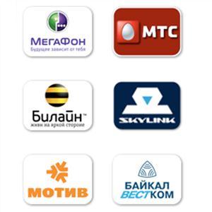 Операторы сотовой связи Борисоглебского