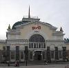 Железнодорожные вокзалы в Борисоглебском
