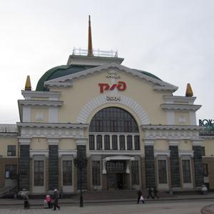 Железнодорожные вокзалы Борисоглебского